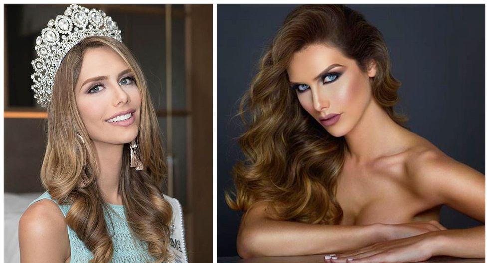 Miss Universo 2018: revelan inéditas fotos de Ángela Ponce antes de ser Miss España