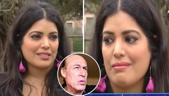 Clara Seminara se quiebra al recordar el episodio que vivió con 'Yuca' en 'El Wasap de JB' (VIDEO)