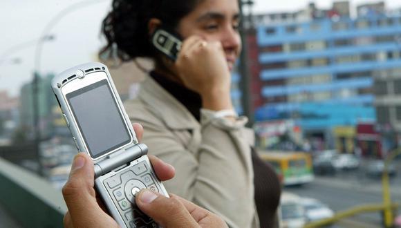 Osiptel: Más de 388 mil líneas móviles pasaron a otro operador