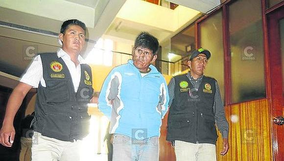 Fiscalía solicita 33 años de cárcel para el 'mounstro de Chilina'