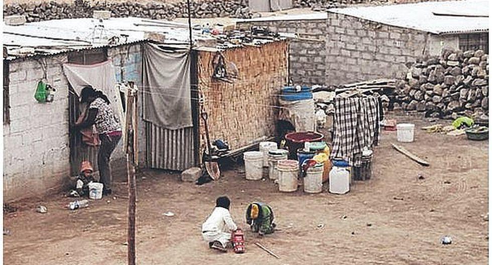 Pobreza monetaria retrocedió de 21.7% a 20.5% de la población peruana en el 2018