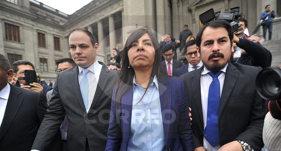 "Giuliana Loza sobre casasión de Keiko Fujimori: ""La Corte Suprema debe enmendar este error"" (VIDEO)"