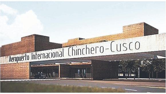 Exconcesionaria del aeropuerto de Chinchero lleva al Perú a un arbitraje