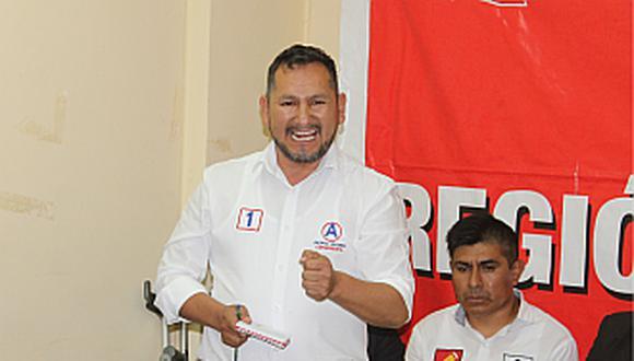 Congresista Perci Rivas es acusado de falsificación de documentos
