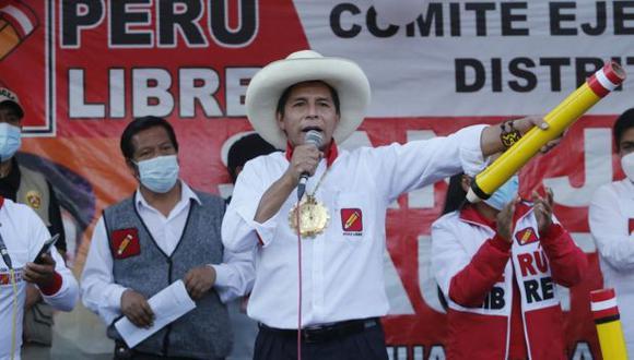 En votos válidos, candidato de Perú Libre obtiene un 52.6%, mientras la aspirante de FP tiene 47.4%