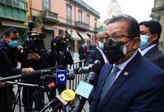 Salhuana: Congreso exhortará al Ministerio Público para que cadáver de Abimael Guzmán sea incinerado