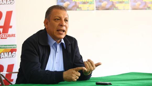 Tribuna electoral | Candidato presidencial por el Frente Amplio: Por una economía diversificada y planificada que invierta más en salud y educación de calidad (Foto: GEC)