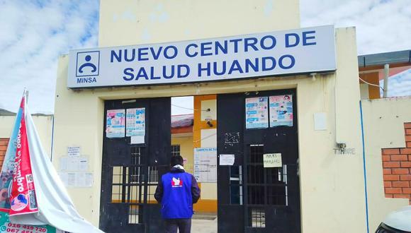 Defensoría del Pueblo visitó varios establecimientos de salud de Huancavelica.