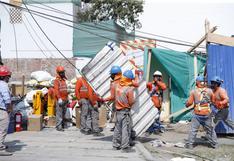 Obra en la avenida Sepúlveda es un dolor de cabeza para negociantes