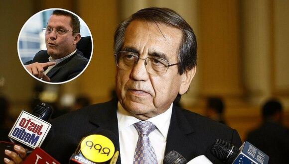 Jorge Del Castillo niega haberse comunicado en algún momento de su vida con Jorge Barata