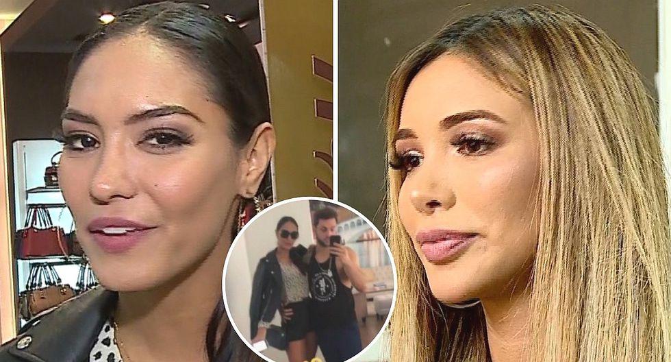 """Romina Lozano a Paula Manzanal tras confesión sobre Nicola Porcella: """"Yo no la conozco"""" (VIDEO)"""