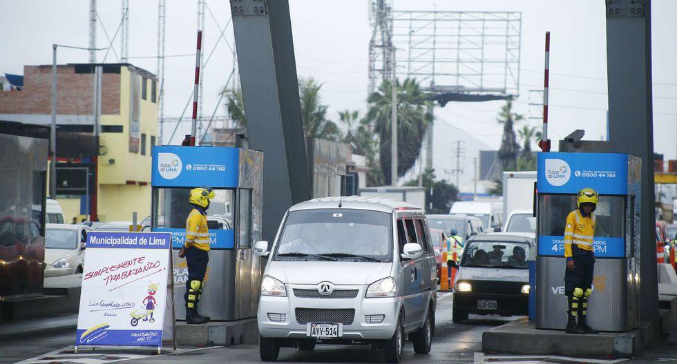 Rutas de Lima y Lima Expresa respondieron al pedido de la Municipalidad de Lima.