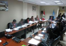 Tendrán que informar logros y resultados de Procompite del Gobierno Regional de Huancavelica