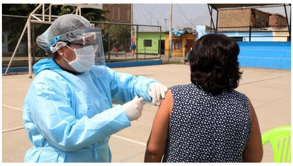 El gerente regional de Salud de La Libertad, Fernando Padilla, detalló que priorizarán a personal médico que atiende casos en esta emergencia sanitaria.