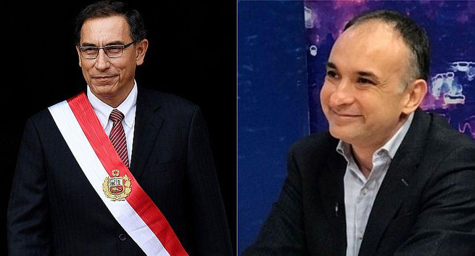 """José Barba: """"El nuevo presidente en la sombra es el argentino Maximiliano Aguiar"""""""