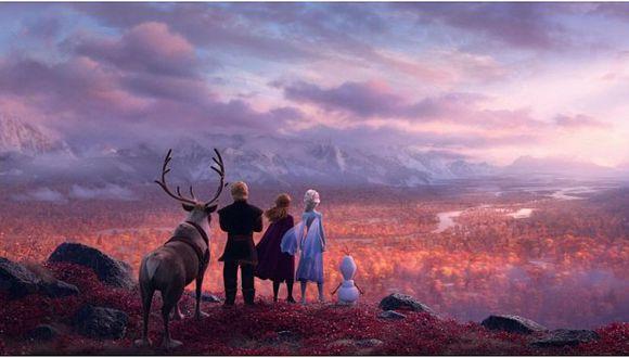'Frozen 2': Disney libera el nuevo tráiler oficial de la película (VIDEO)