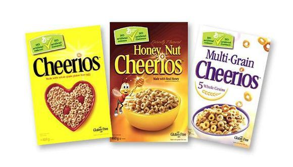Conocidas marcas de cereales contienen pesticida cancerígeno
