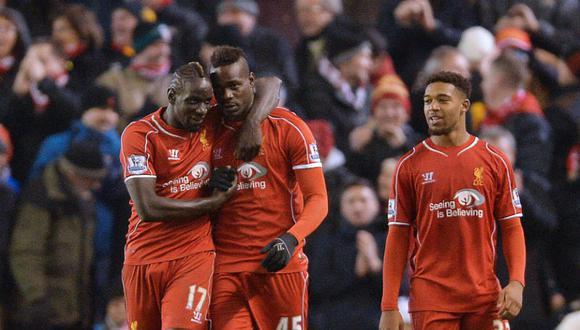 Premier League: Liverpool venció 3-2 al Tottenham