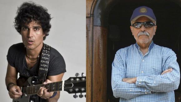 Pedrito Suárez Vértiz afirmó que Gerardo Manuel fue su padre mediático. (Fotos: GEC)