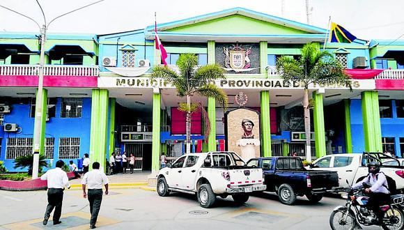 Comuna de Tumbes adeuda más de S/ 22 millones