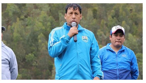 Hernán Saavedra postulara con el partido Avanza País y su anhelo es ocupar una de las siete curules en la región.