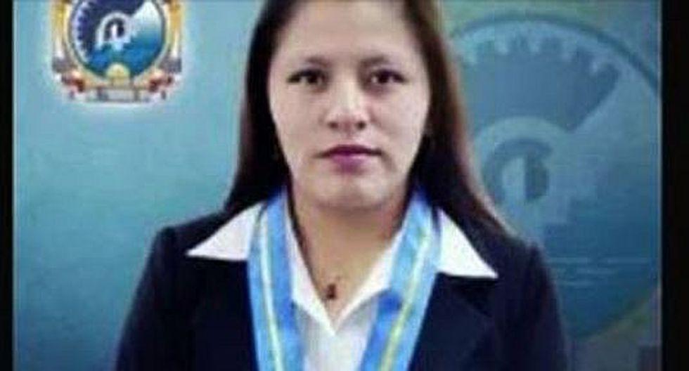 Ingeniero denuncia hostigamiento de la consejera lampeña Lizbeth Cutipa