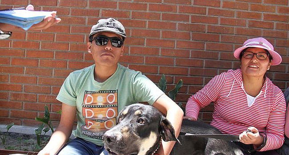 Mascotas de Arequipa reciben bendición en parroquia San José Obrero (FOTOS)