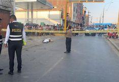San Martín de Porres: Policía abate a delincuente que pretendió asaltarlo con sus cómplices