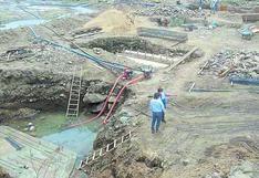 La Libertad: Supervisan inicio de trabajos de construcción del nuevo puente de Virú