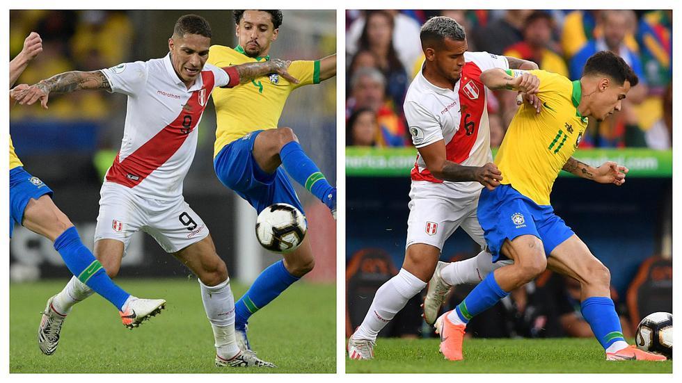 Paolo Guerrero y Miguel Trauco figuran en el equipo ideal oficial de la Copa América 2019