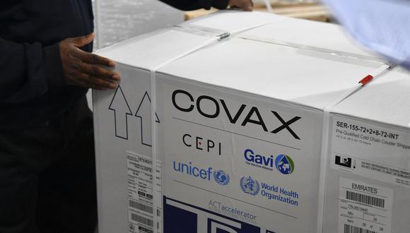 Brasil recibirá 9.1 millones de vacunas gratuitas contra el coronavirus del programa Covax. (Foto: INDRANIL MUKHERJEE / AFP)