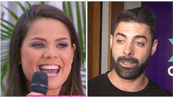Andrea San Martín cuenta que Sebastián Lizarzaburu no ve a su hija desde el año pasado