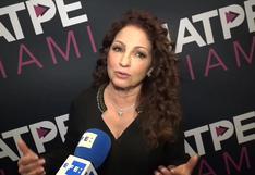 "Gloria Estefan informó que dio positivo a COVID-19: ""Me contagié a pesar que yo llevo mi mascarilla a todos lados"""