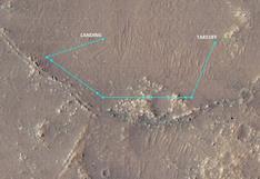 NASA: Ingenuity batió sus propias marcas en un décimo vuelo en Marte