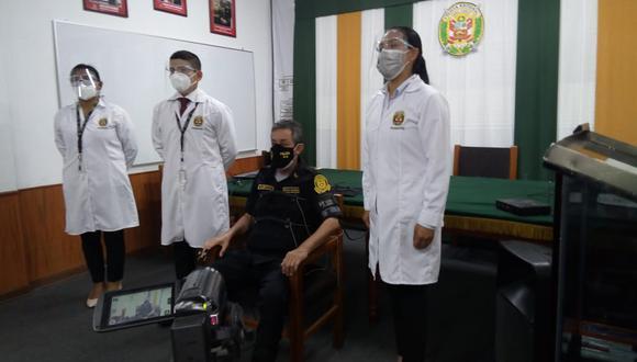 Equipo de 25 especialistas llegó a Tacna para iniciar las pruebas al personal policial con polígrafo