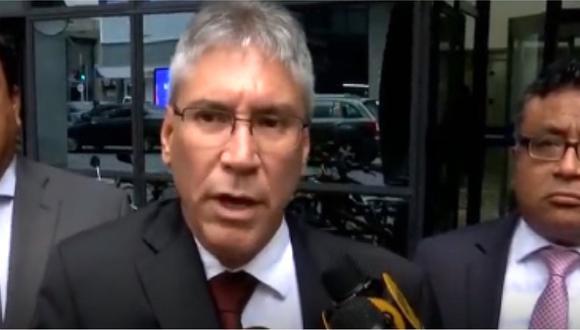 """Aurelio Pastor: """"Tres horas le preguntaron a Jorge Barata sobre Alan García"""""""