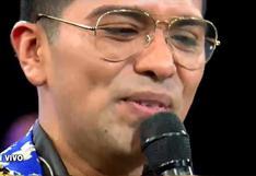Christian Yaipén llora en vivo tras recibir un piano como regalo de Andrés Hurtado