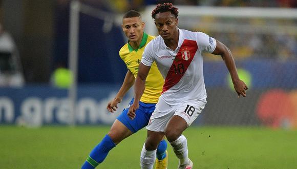 André Carrillo dejaría el Al-Hilal tras decisión del Benfica, dueño de su carta pase (VIDEO)