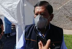 Gobernador de Moquegua es internado en hospital