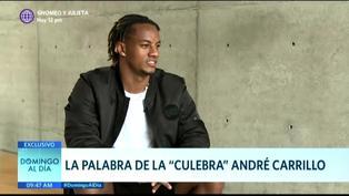 """André Carrillo confirma que no tendrá más hijos: """"no soy de los que se levanta por las noches"""""""