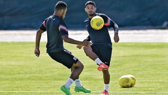 Reimond Manco ansía vestir la camiseta de Selección Peruana. (Foto: Jesús Saucedo/GEC)