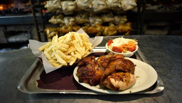 El pollo a la brasa, uno de nuestros platos bandera, conquistó los paladares de los estadounidenses en la pandemia.  (Foto: Archivo/GEC)