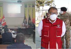 Comando Regional COVID-19 y la Municipalidad de Arequipa están enfrentados