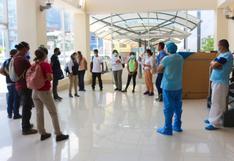 Profesionales de salud procedentes de España reforzarán lucha contra el COVID-19 en Huánuco