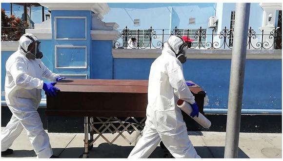 Reportan 505 nuevos casos de COVID-19 y 32 fallecidos en La Libertad