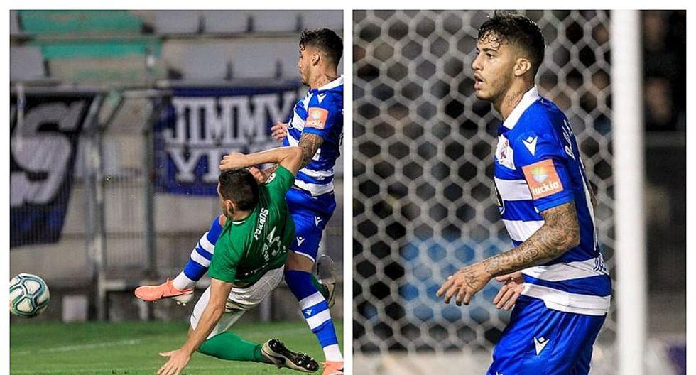 Beto da Silva y el gol con el que se estrenó en el Deportivo La Coruña (VIDEO)