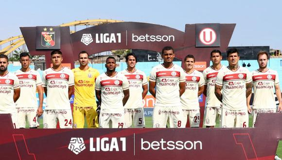Universitario de Deportes debutará en la Copa Libertadores 2021 ante Palmeiras. (Foto: Liga de  Fútbol Profesional)