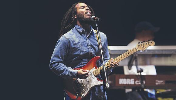 """Ziggy Marley: """"Mis conciertos son una cura para el sufrimiento"""""""