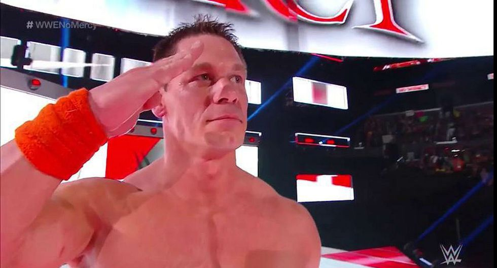 WWE: John Cena evalúa retirarse de la lucha libre