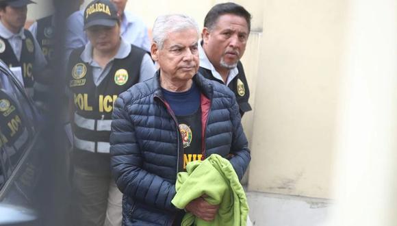César Villanueva cumple detención domiciliaria por 18 meses mientras continúan las investigaciones en su contra por el Caso Odebrecht. (Foto: GEC)